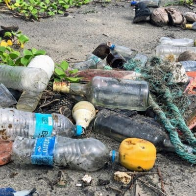 The Plastic Continent:  Please Don't Add to its Growing Population