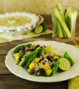 Mango and Black Bean Salad KW