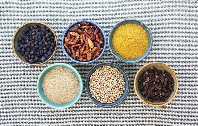 Spices: The Scramble Staples List