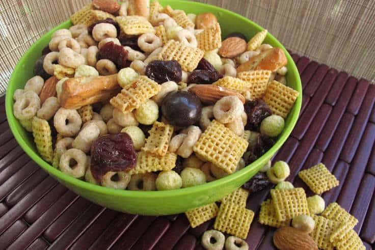 Ideas for Healthy Snacks for Adults or Kids
