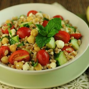 Far Out Farro Salad