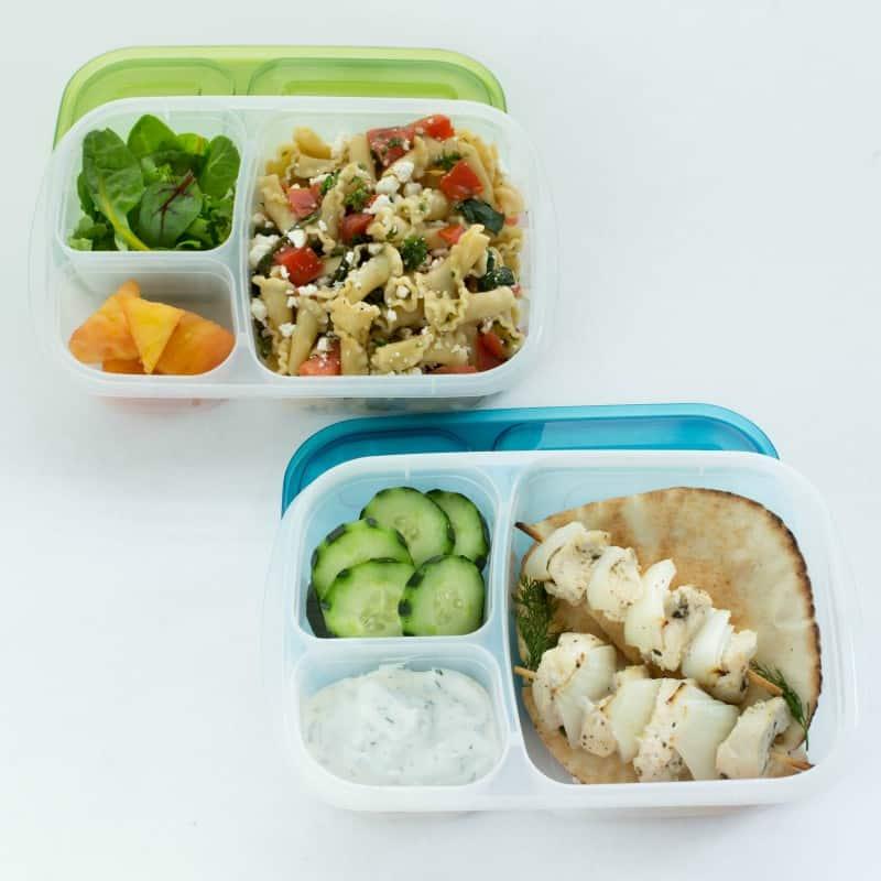 Bento Box- road trip meals