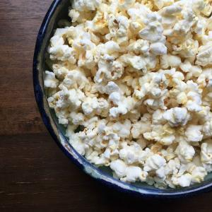 Savory Surprise Popcorn