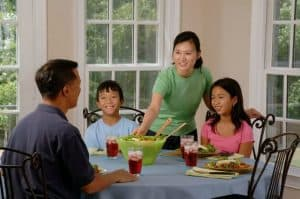 Family Dinner Fun