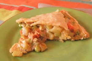 Chicken or Turkey pot pie
