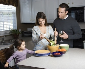 Family Dinner: Let Nothing — Not Even Carpools — Stand in its Way! Solutions to the 5 Biggest Family Dinner Obstacles