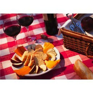 Tired of Cooking? How about a Lazy Picnic Dinner?