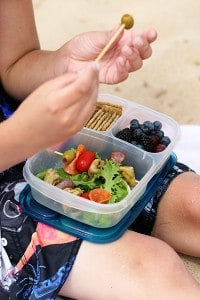 Tools for Packing Healthy School Lunches