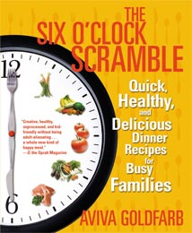 The Original Six O'Clock Scramble Cookbook