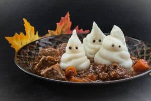Ghostly Beef Stew