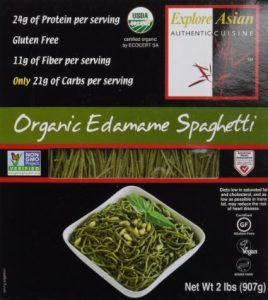 Organic Edamame Spaghetti rs for NL