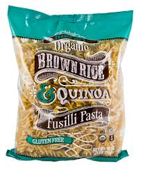 Trader Joes Brown Rice and Quinoa Pasta rs for NL