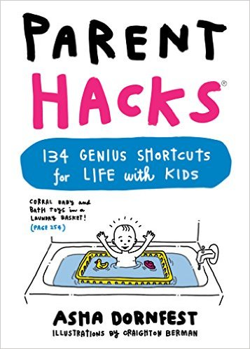 Book Cover Parent Hacks