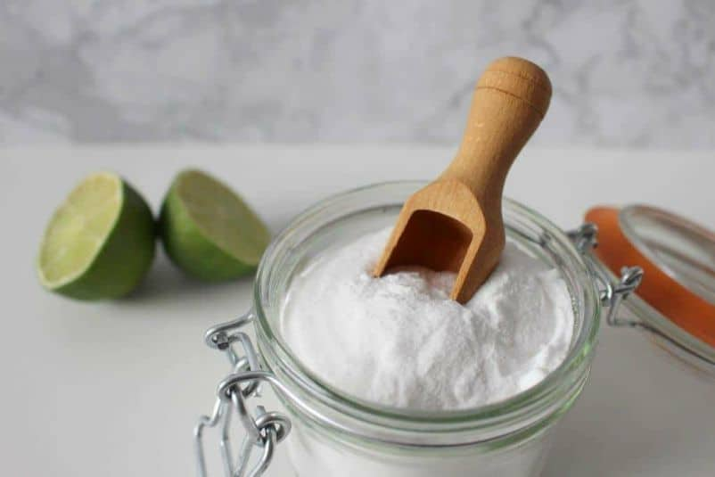 Baking Soda to remove odors from kitchen