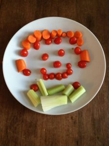 food art get kids to help with dinnertime