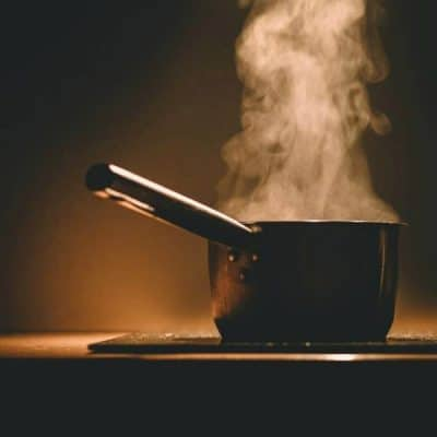 Using Cooking as a Mindfulness Practice