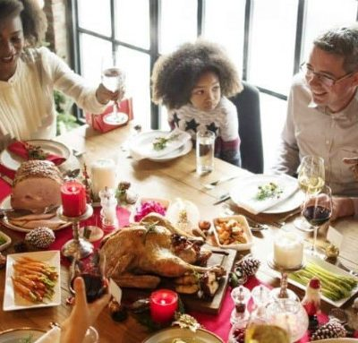 Surviving Holiday Gatherings with a Picky Eater