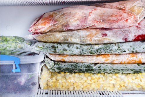 How to stock your freezer for the nights when cooking isn't happening
