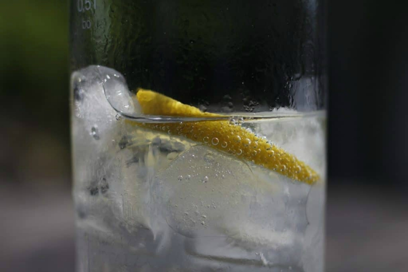 sparkling water can help you to drink more water