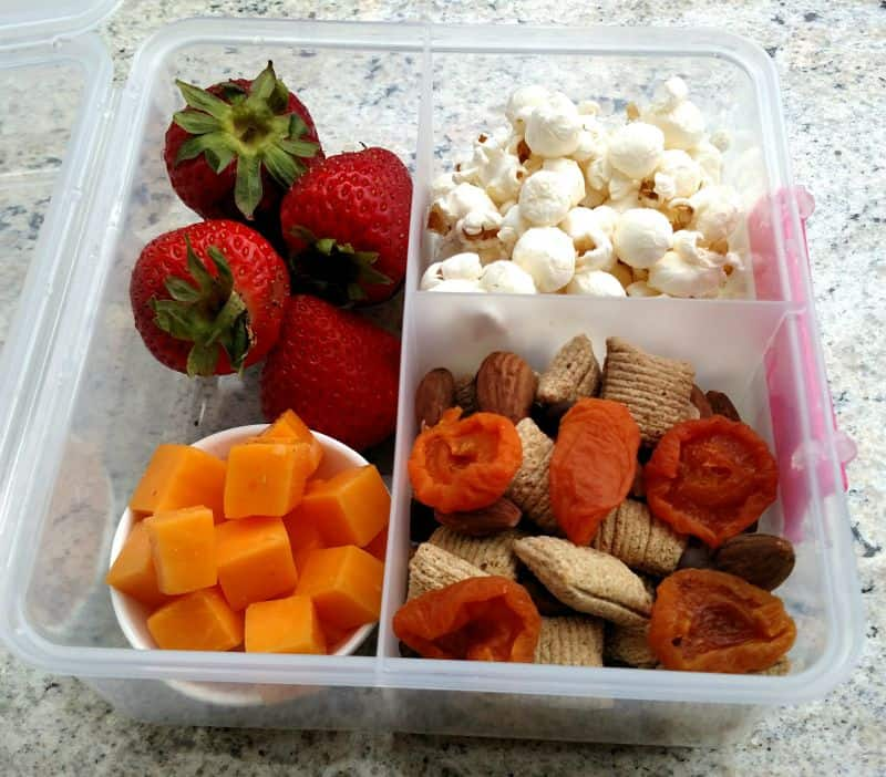 Bento Box Snack Foods