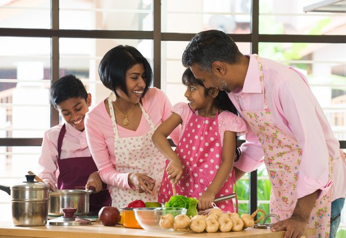 Getting Kids to Cook and classes to get them started