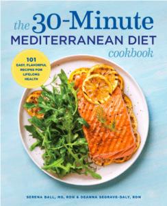 30-Minute Mediterrananean Diet Cookbook
