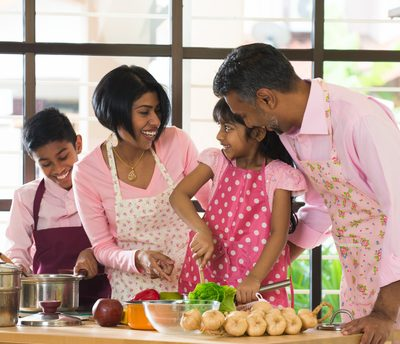Getting Kids to Cook (and Kits to Get Them Started)!
