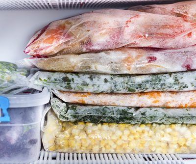 Stocking Your Freezer for the Nights When Cooking Isn't Happening