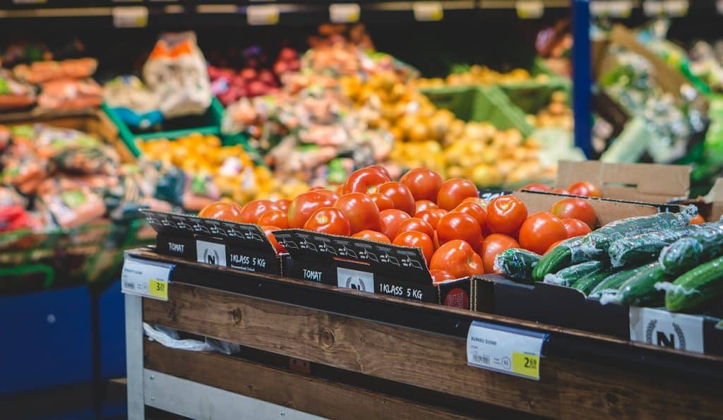 An organized grocery list helps to make meal planning successful and easy