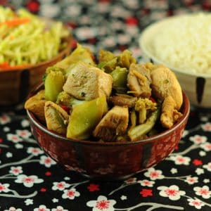 Asian Rice Bowl Buffet