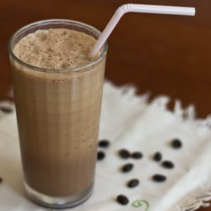 Blended Ice Mochas