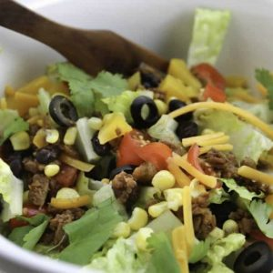 California Taco Salad