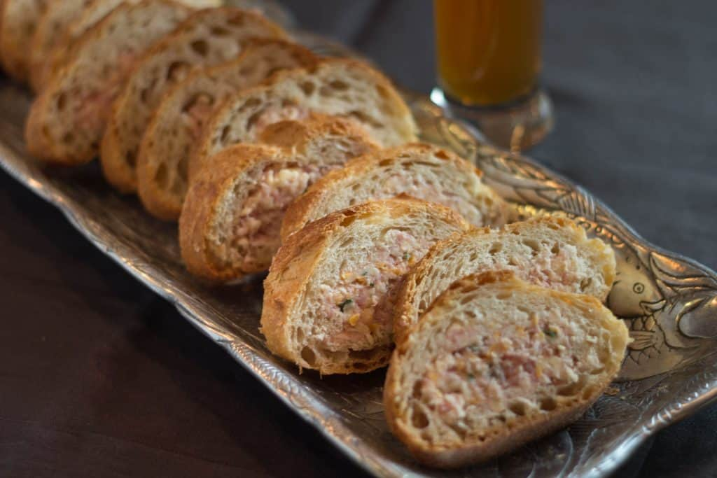 Cheesy Stuffed Bread