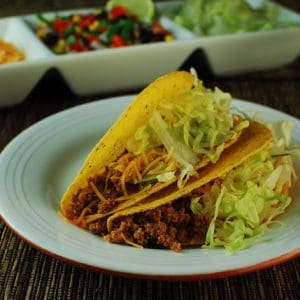 Classic Crunchy Tacos