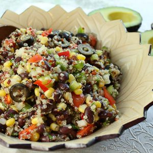 Incan Quinoa Delight