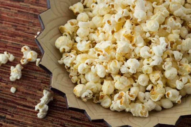 Craving Crunchy snacks: Easy Kettle Corn