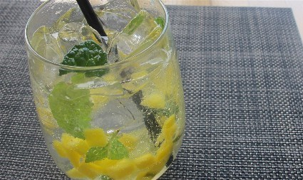 Mango Lime Cooler