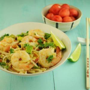 Pad Thai (Sweet and Savory Thai Noodles)