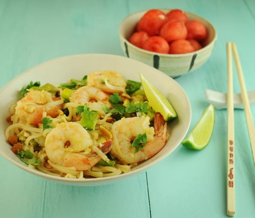 Pad Thai (Sweet and Savory Thai Noodles)