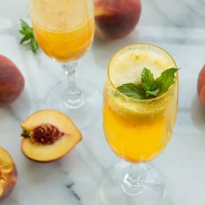 Peach Recipes That Help To Savor Summer