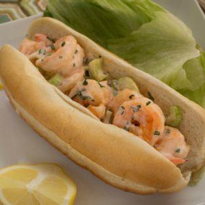 Shrimp Rolls (or Shrimp Salad)