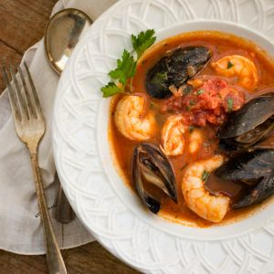Sorrento Seafood Stew