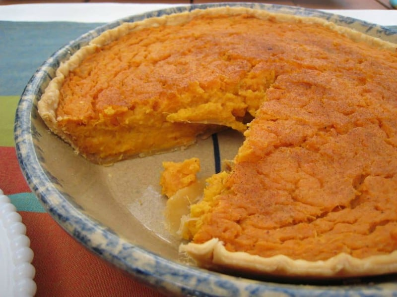 Sweet Potato Pie 2