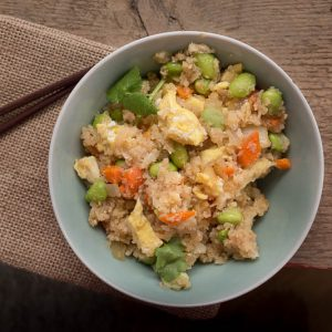 Veggie Cauliflower Fried Rice