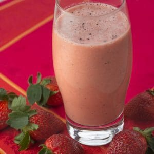 carrot ginger fruit smoothie