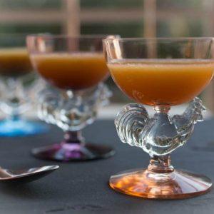 Mango Ginger Cocktails