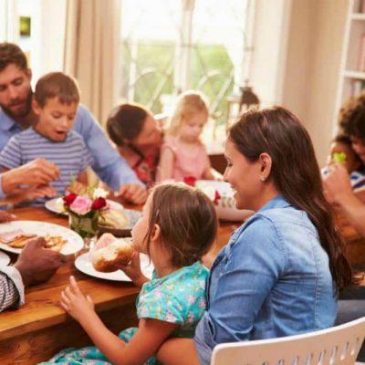 Family Dinner Statistics