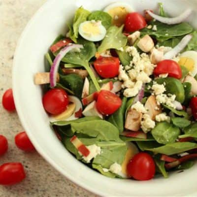 How to Make The Perfect Salad (Or at Least a Really Great One!)
