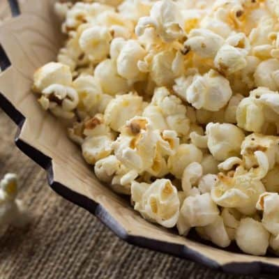 How to make perfect popcorn at home and 15 popcorn topping ideas