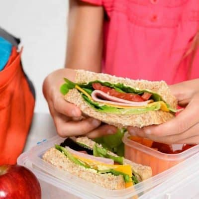 The Formula for a Healthy School Lunch